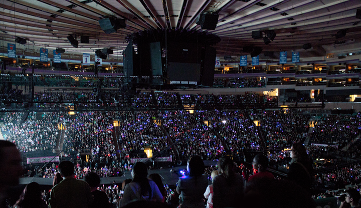 Concert event - Madison Square Garden